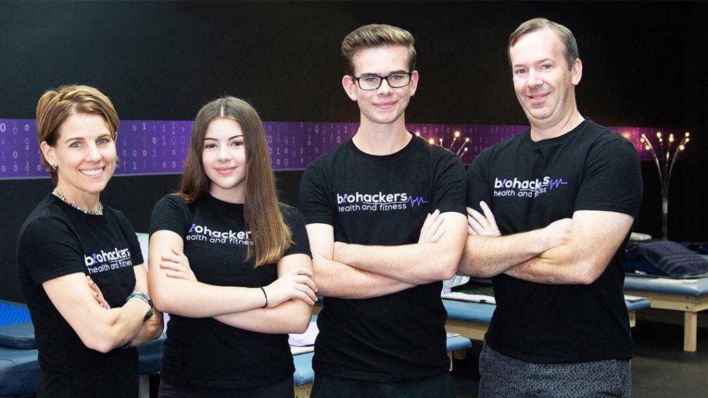 biohackers family